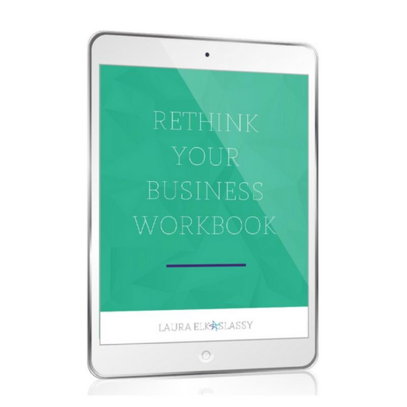 Rethink Your Business Workbook