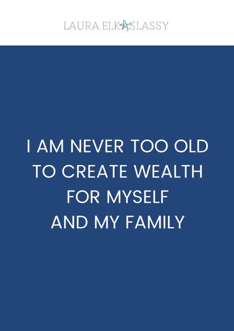 Money Mindset Mantra 3