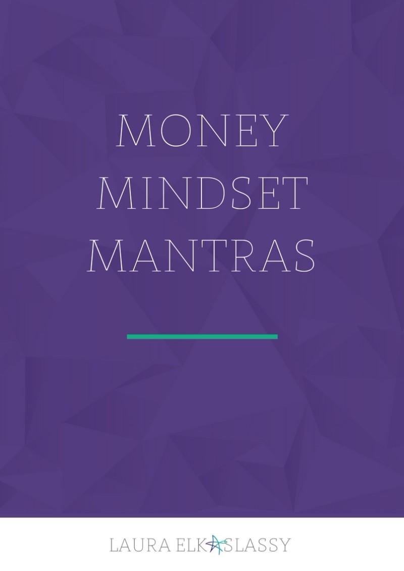 Money Mindset Mantras
