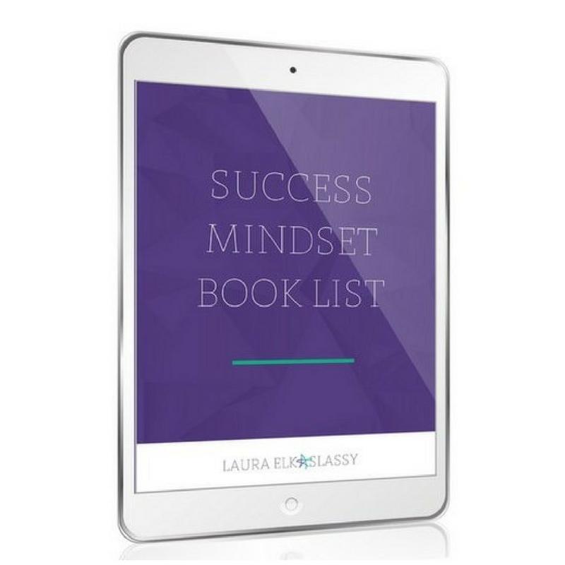 Success Mindset Books Laura Elkaslassy