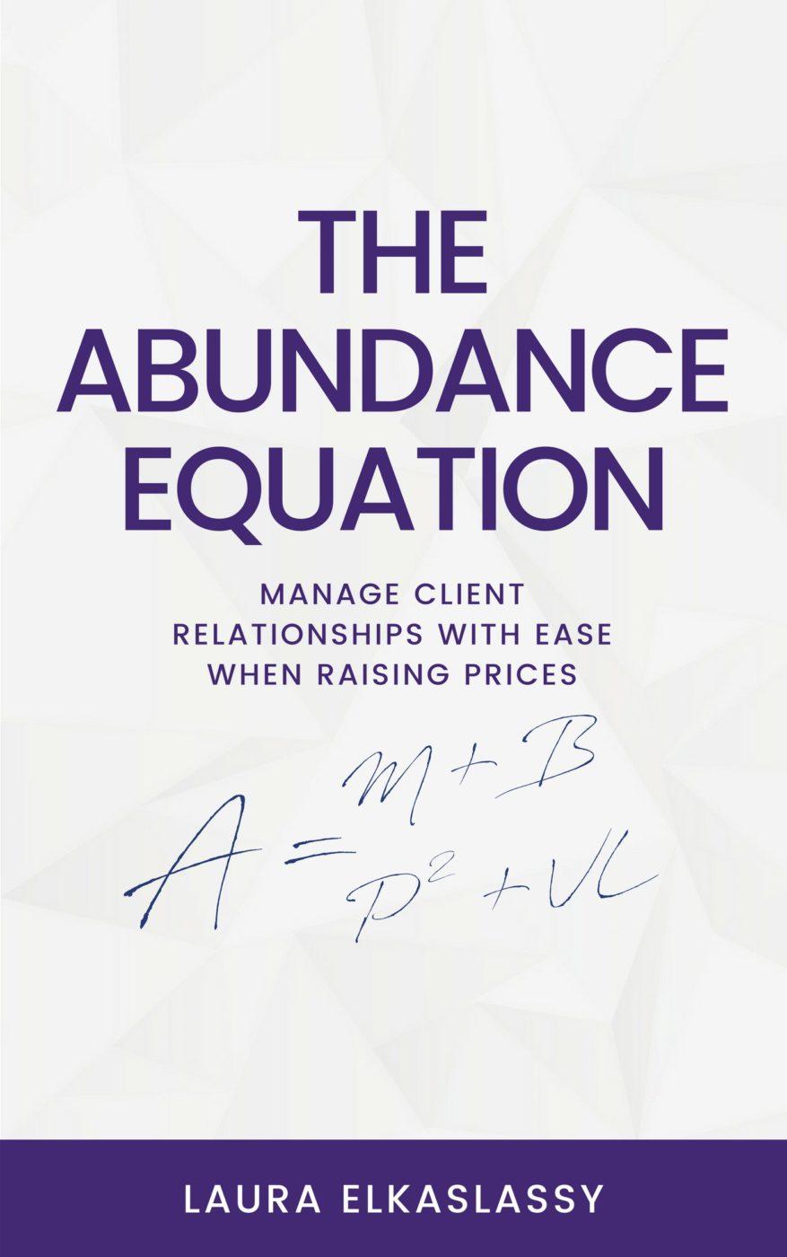 The Abundance Equation - Laura Elkaslassy